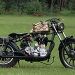 36 Moto Mohit Chawda Royal Enflied 350 iron block custom bike deccan custom motorcycles